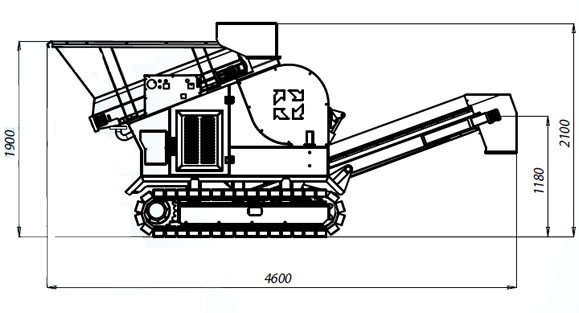 milltrack5000 diagram